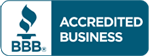 BBB ACCREDITED BUSINESS SINCE 1992